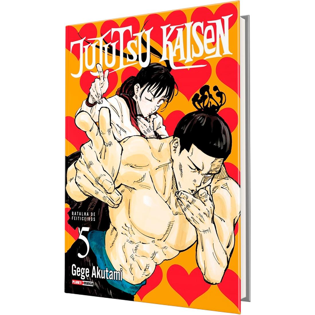 Jujutsu Kaisen - Batalha de Feiticeiros Vol. 5