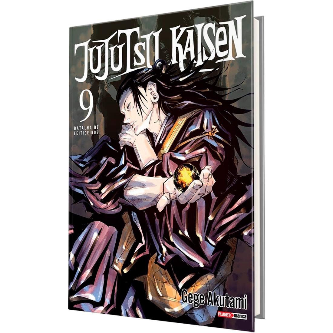 Jujutsu Kaisen - Batalha de Feiticeiros Vol. 9