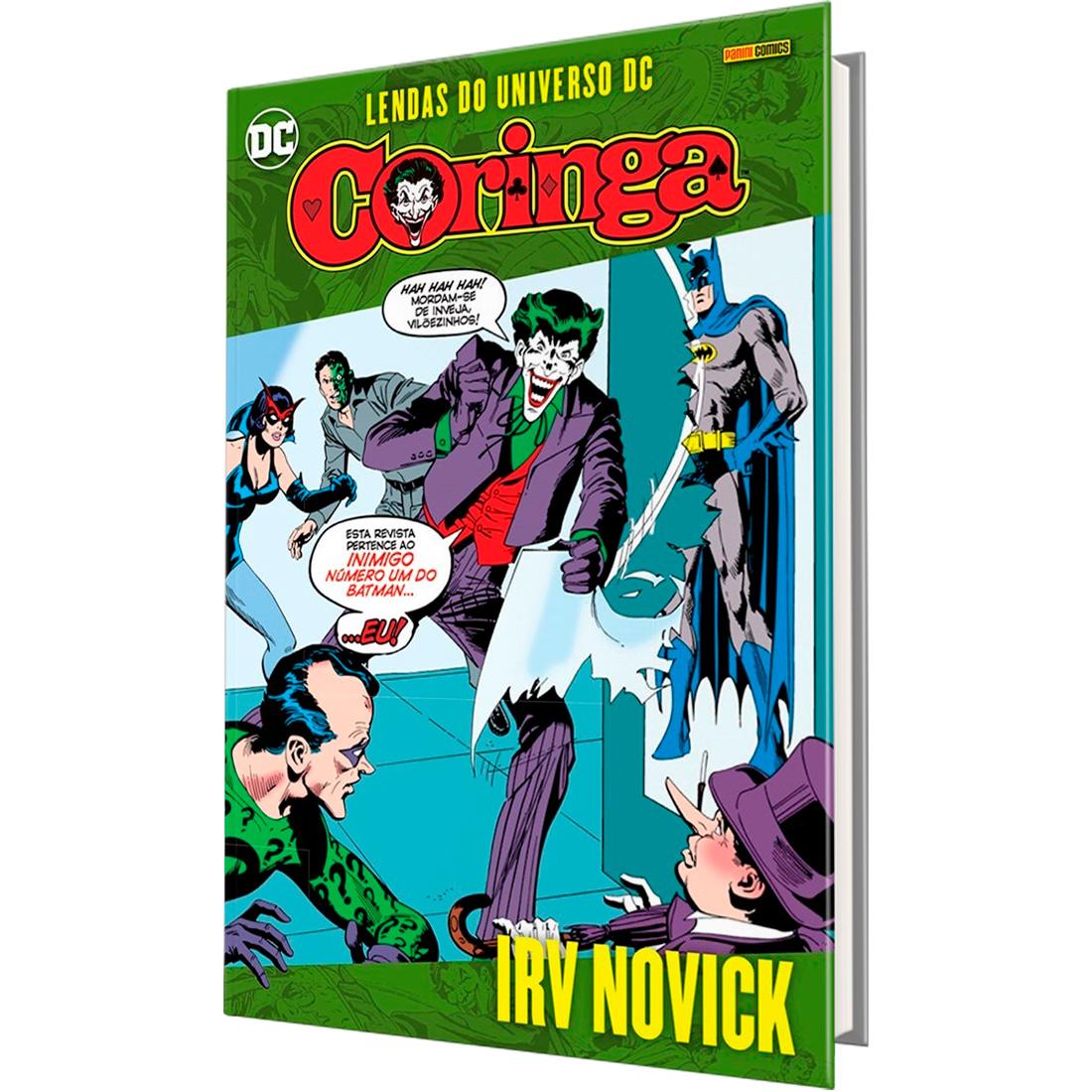Lendas do Universo DC - Coringa