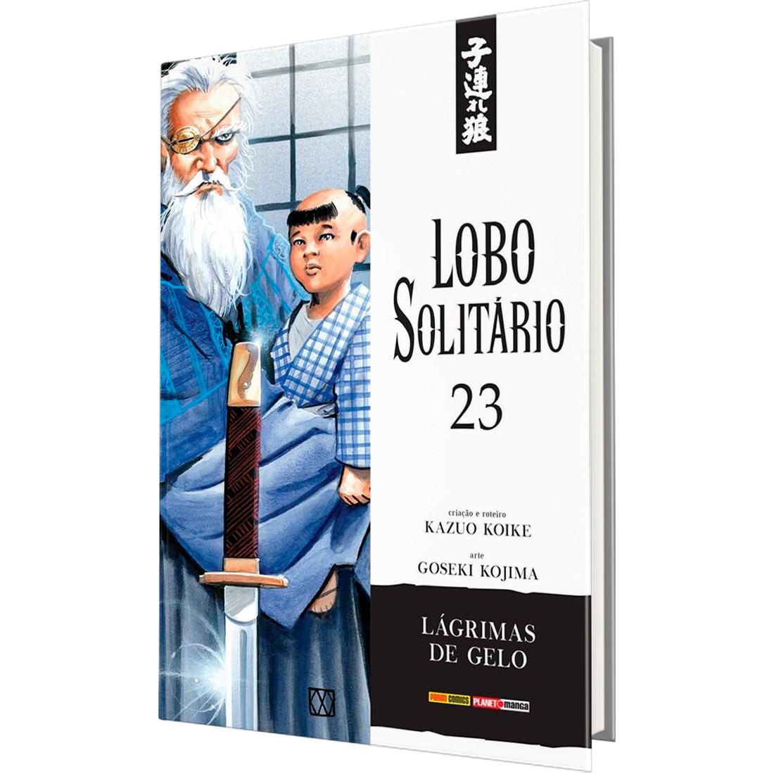Lobo Solitário - Edição de Luxo Vol. 23