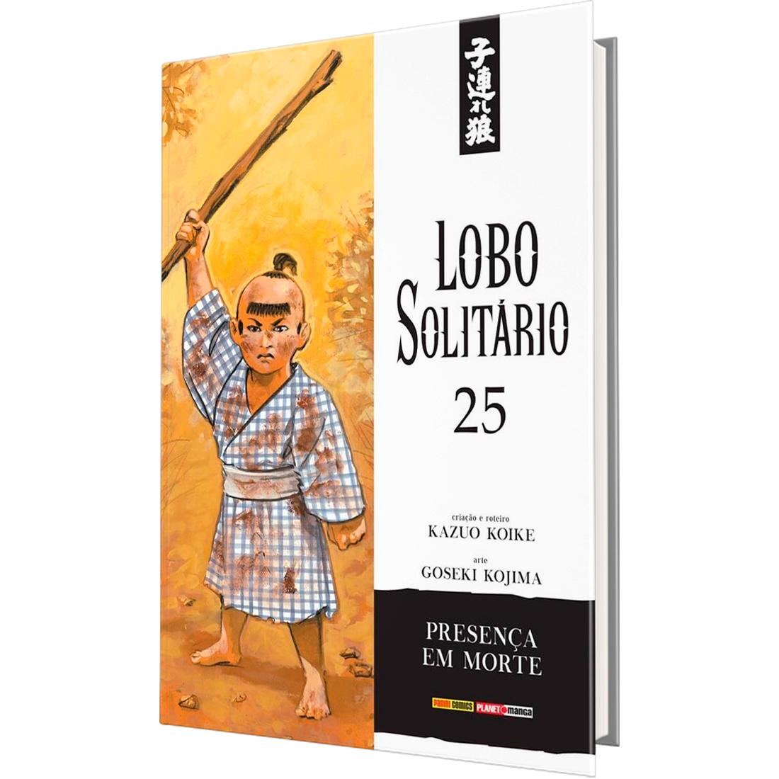 Lobo Solitário - Edição de Luxo Vol. 25