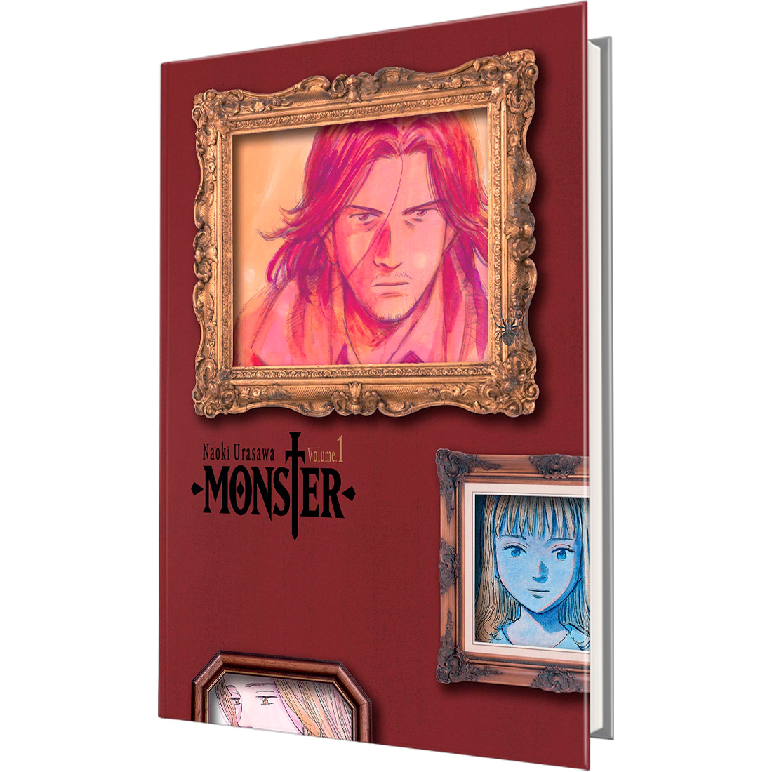 Monster Kanzenban Vol. 1