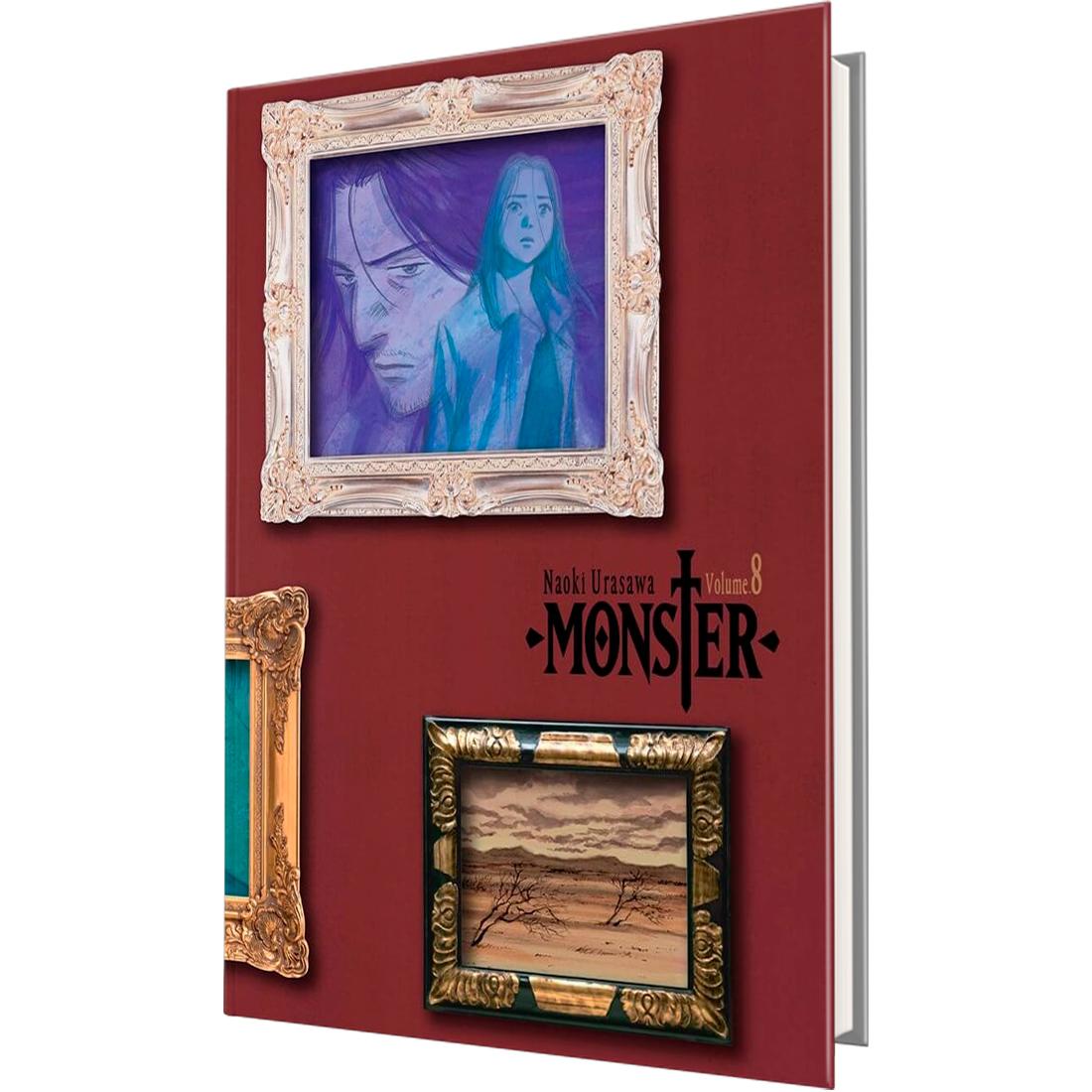 Monster Kanzenban Vol. 8