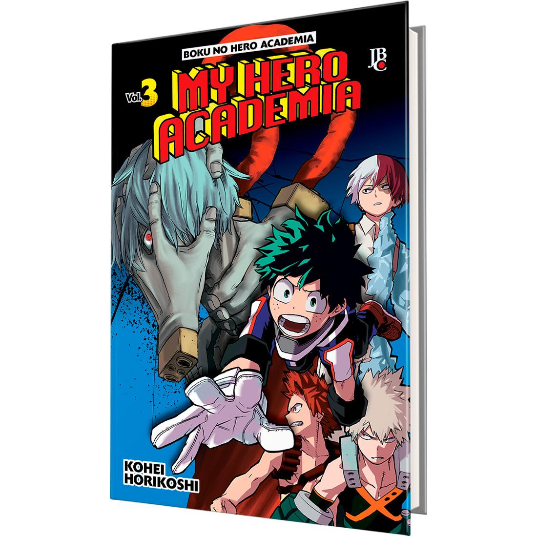 My Hero Academia Vol. 3