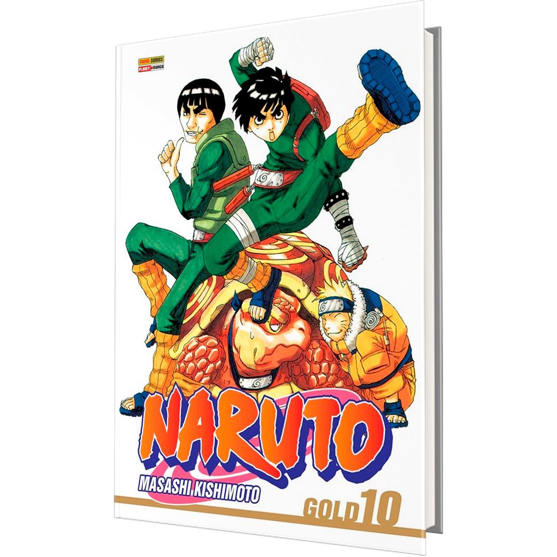 Naruto Gold Vol. 10