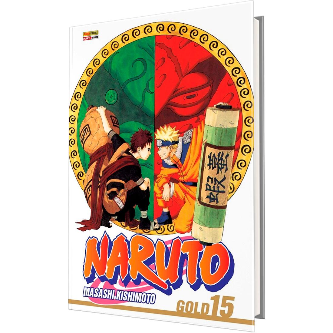 Naruto Gold Vol. 15