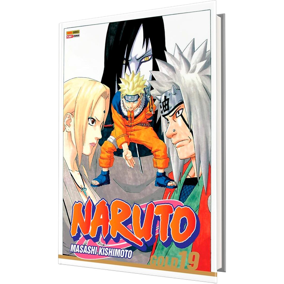 Naruto Gold Vol. 19