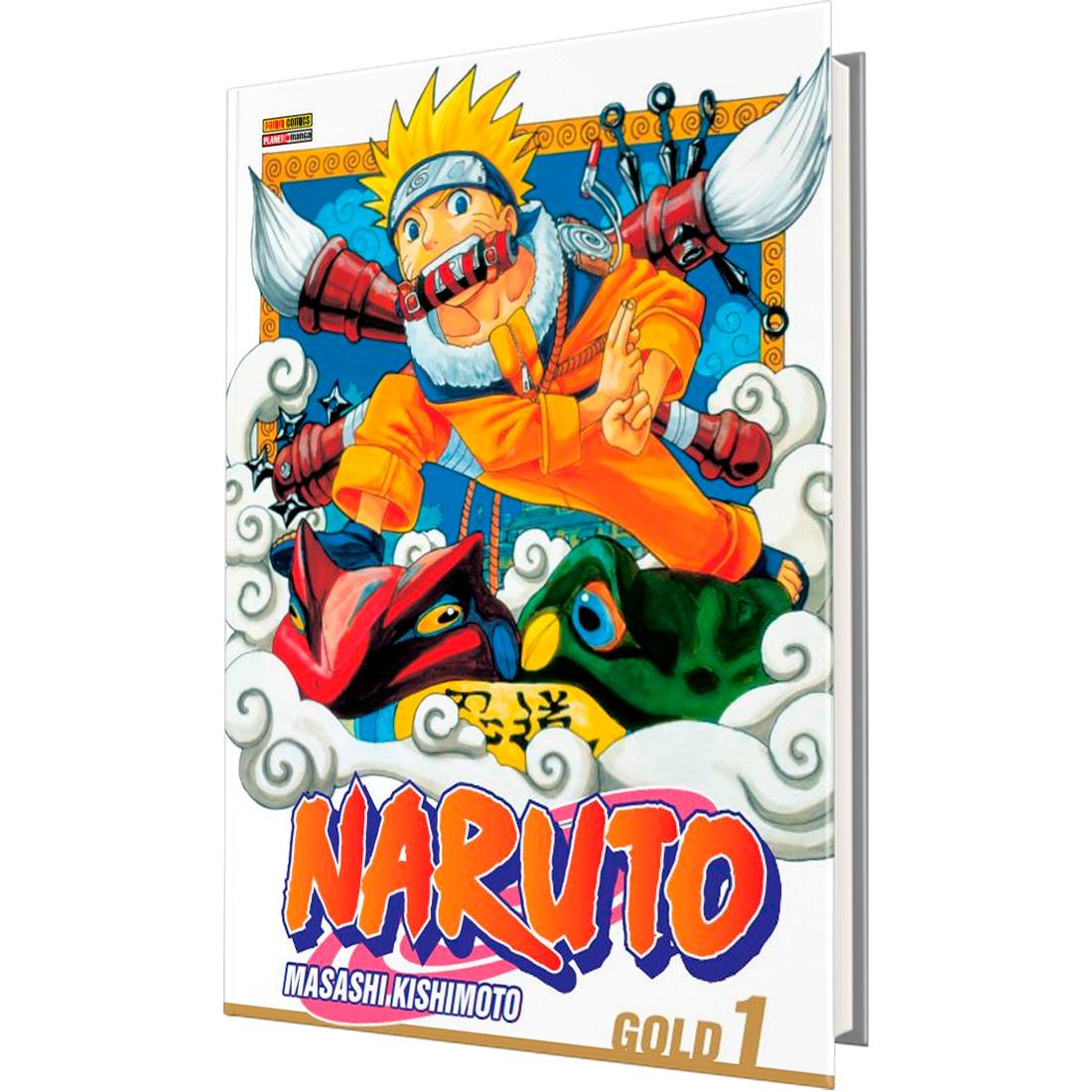 Naruto Gold Vol. 1