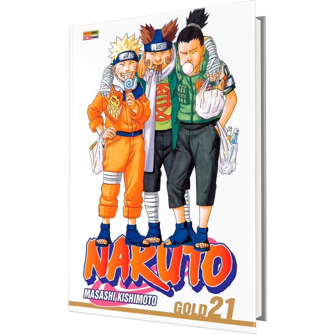 Naruto Gold Vol. 21