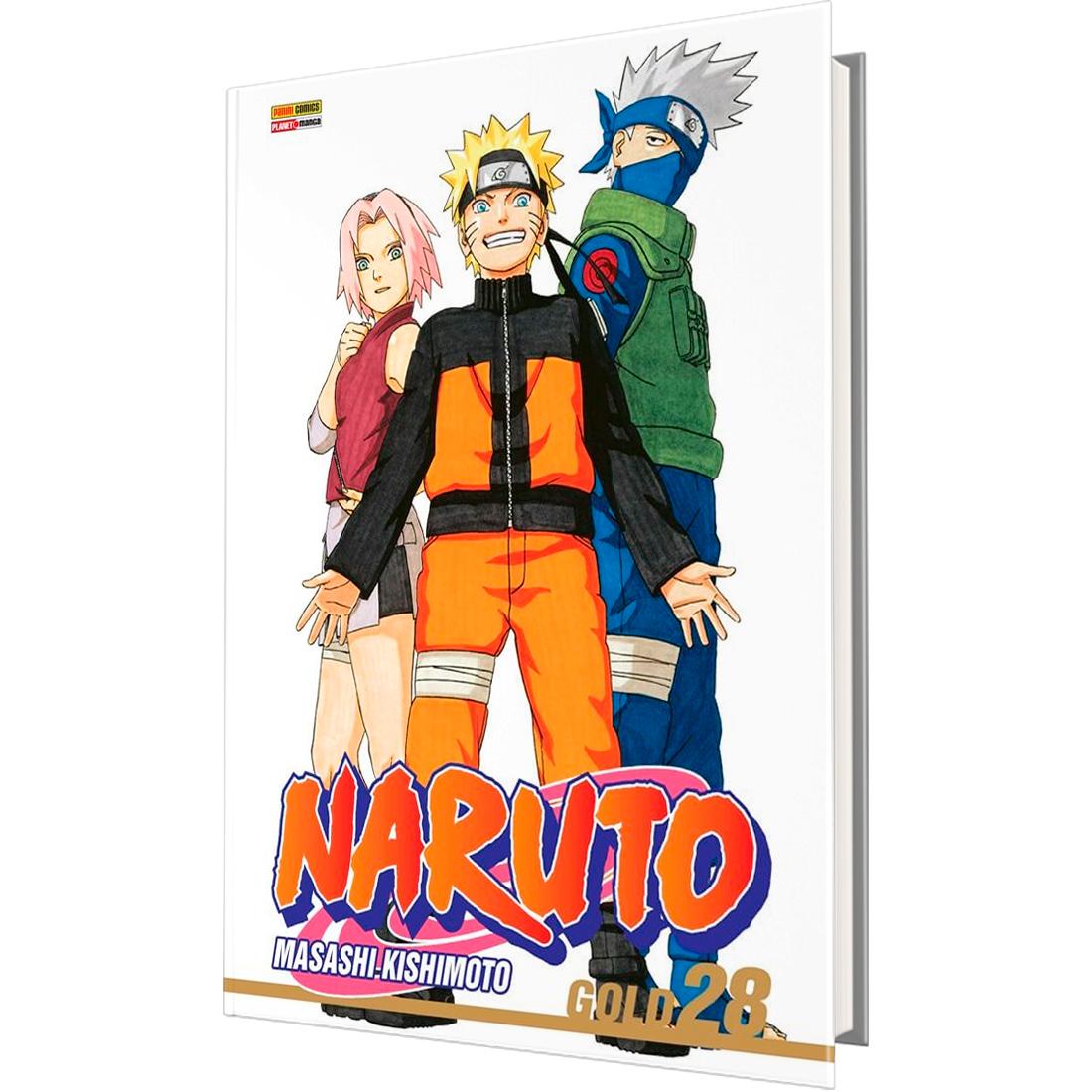 Naruto Gold Vol. 28