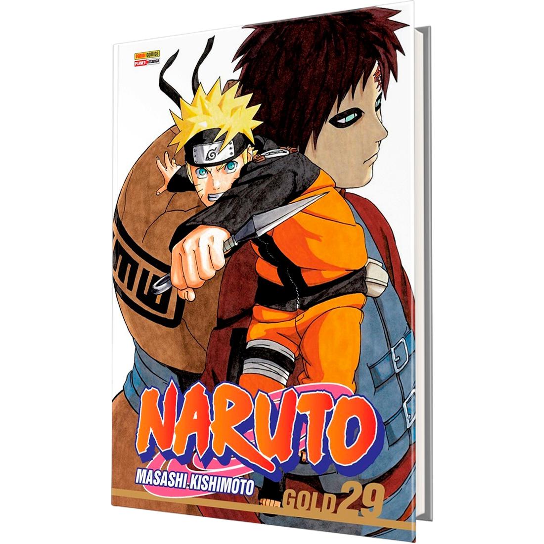 Naruto Gold Vol. 29