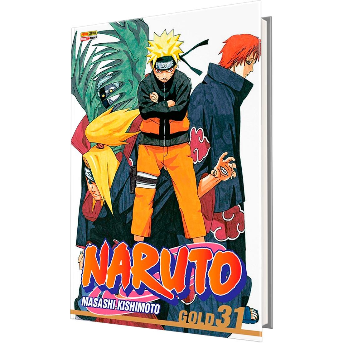 Naruto Gold Vol. 31