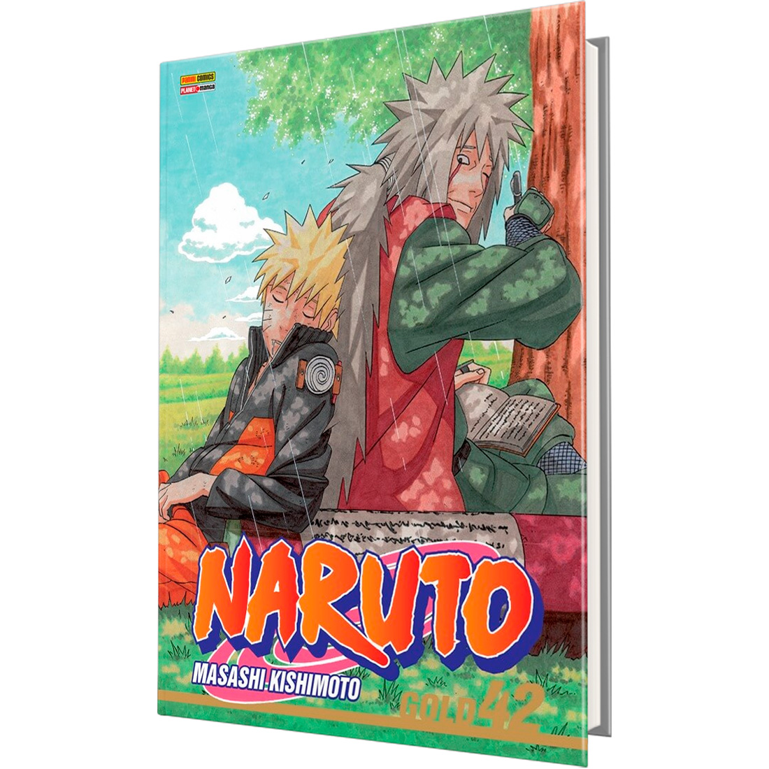 Naruto Gold Vol. 42