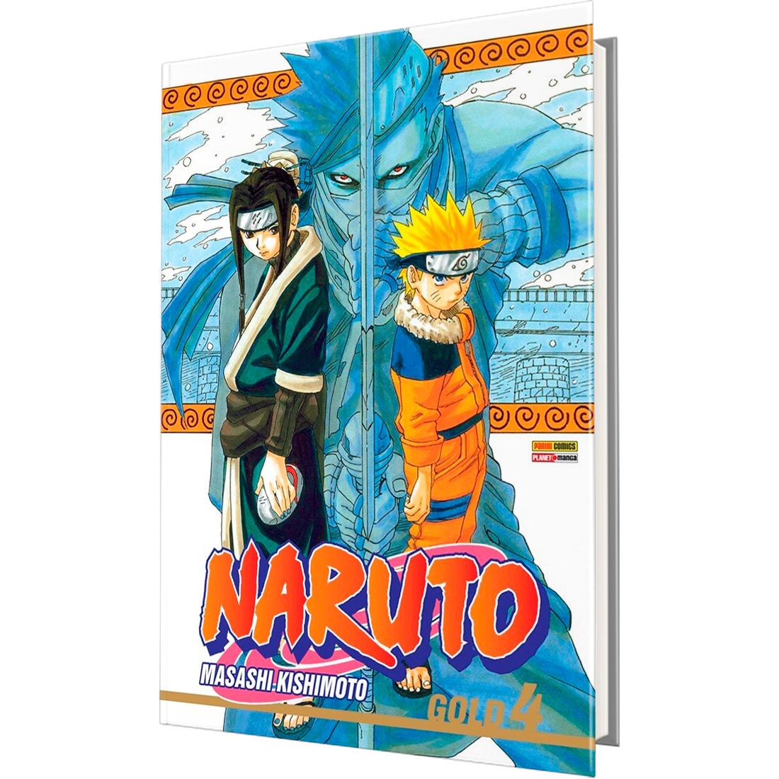 Naruto Gold Vol. 4