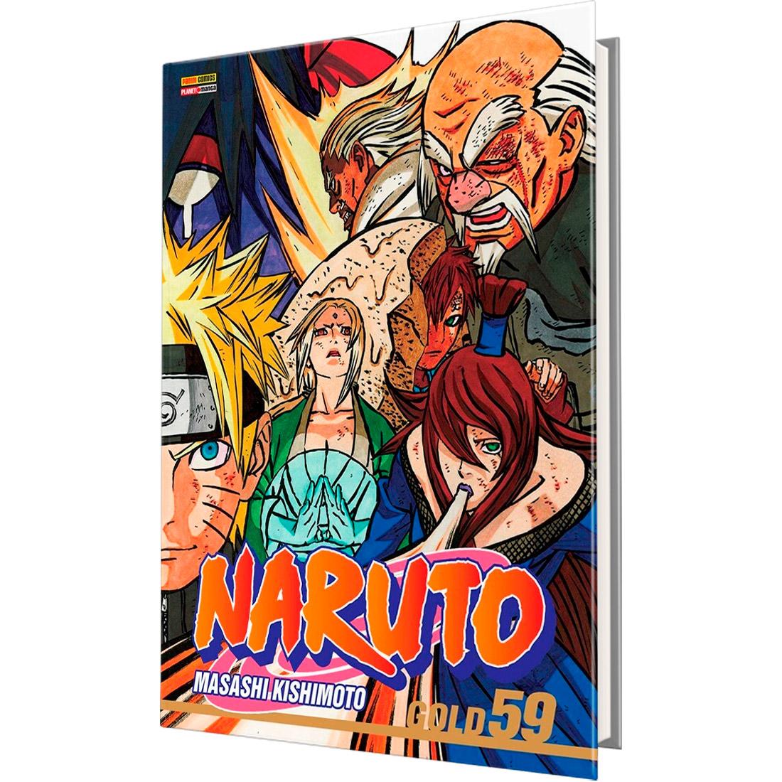 Naruto Gold Vol. 59