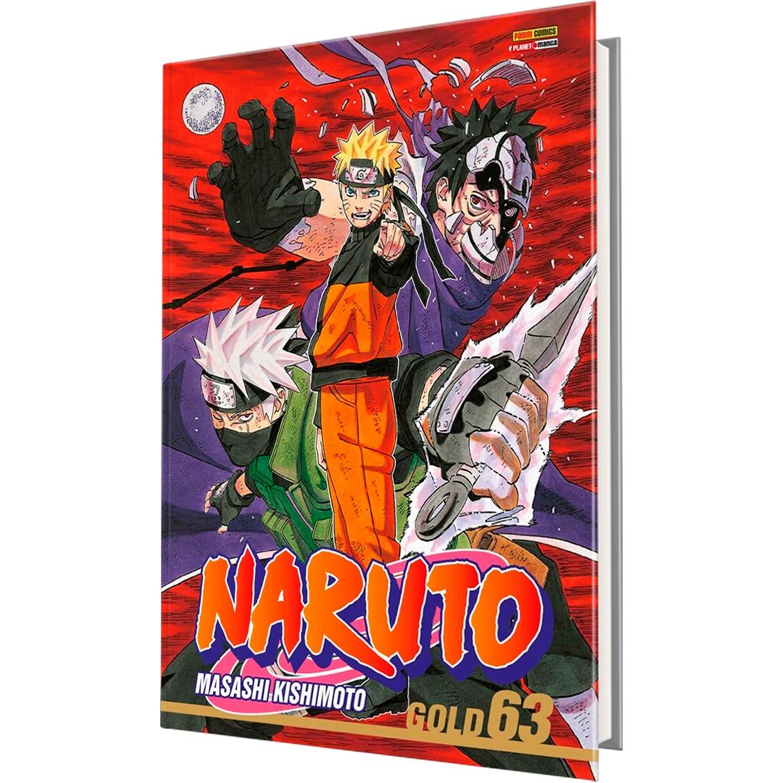 Naruto Gold Vol. 63