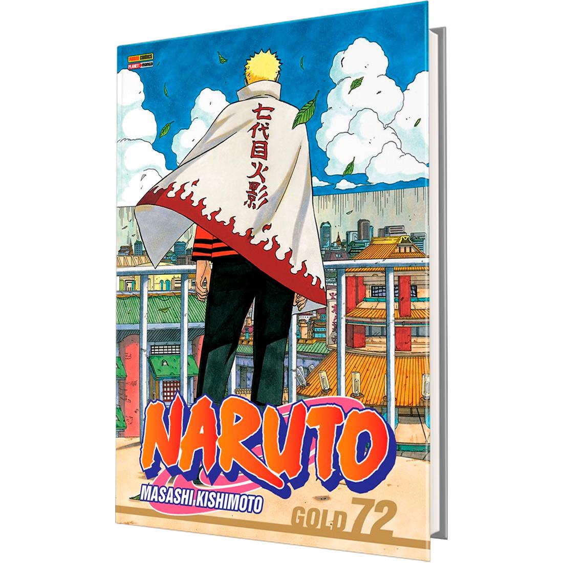 Naruto Gold Vol. 72