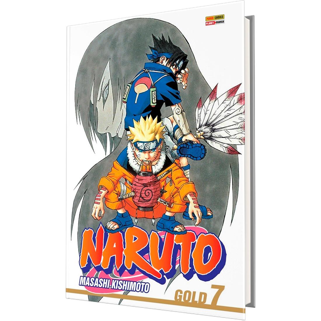 Naruto Gold Vol. 7