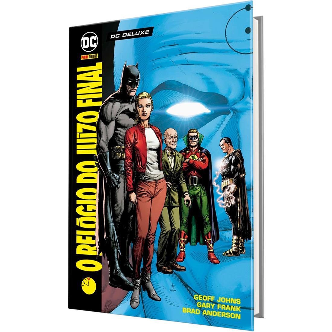 O Relógio do Juízo Final - DC Deluxe