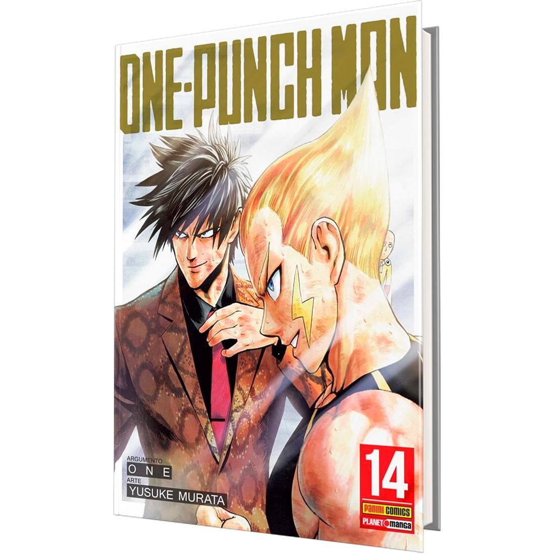 One Punch-Man Vol. 14