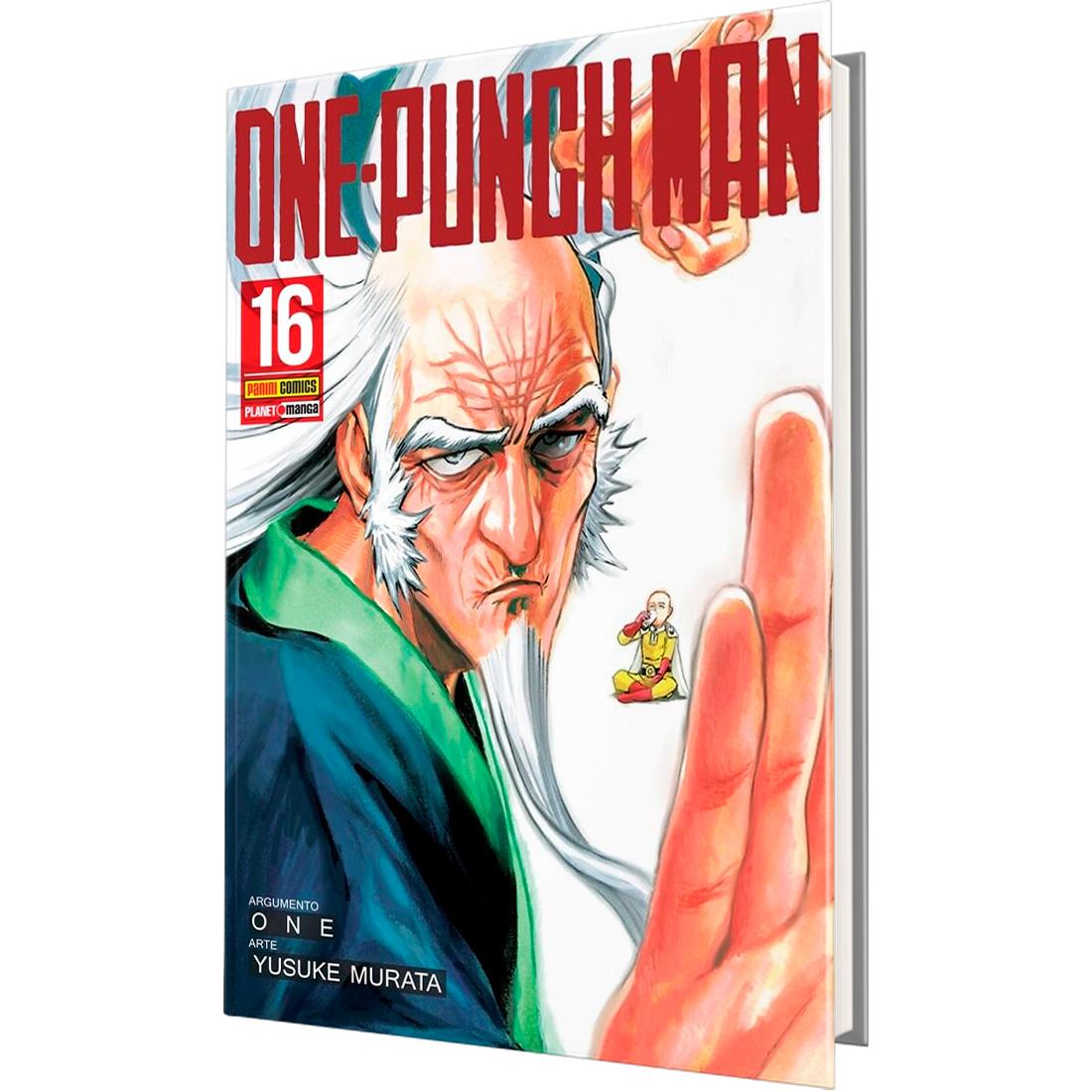 One Punch-Man Vol. 16