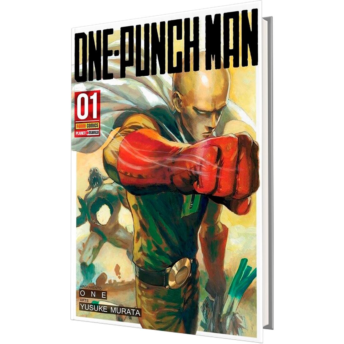 One Punch-Man Vol. 1