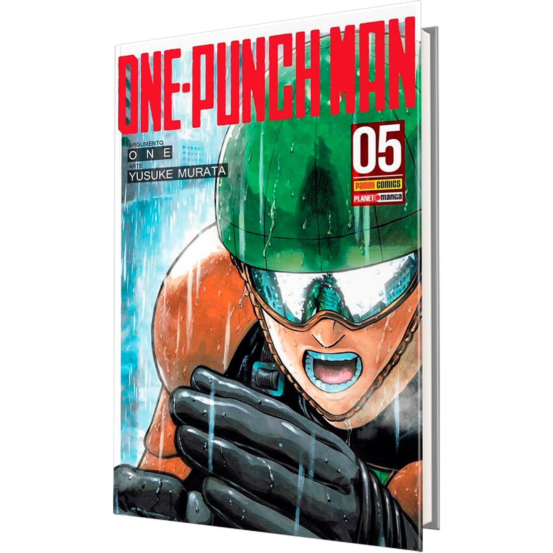 One Punch-Man Vol. 5