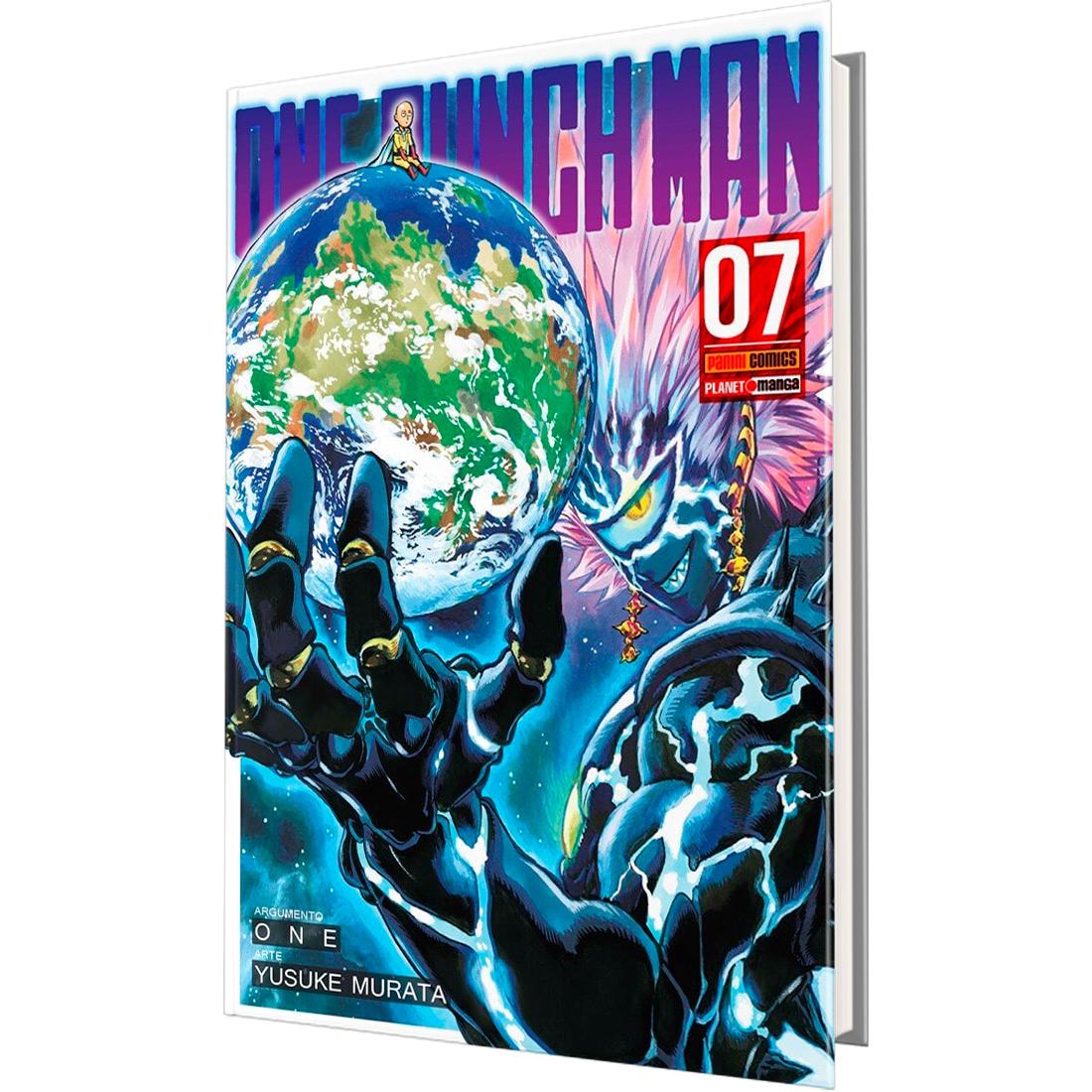One Punch-Man Vol. 7