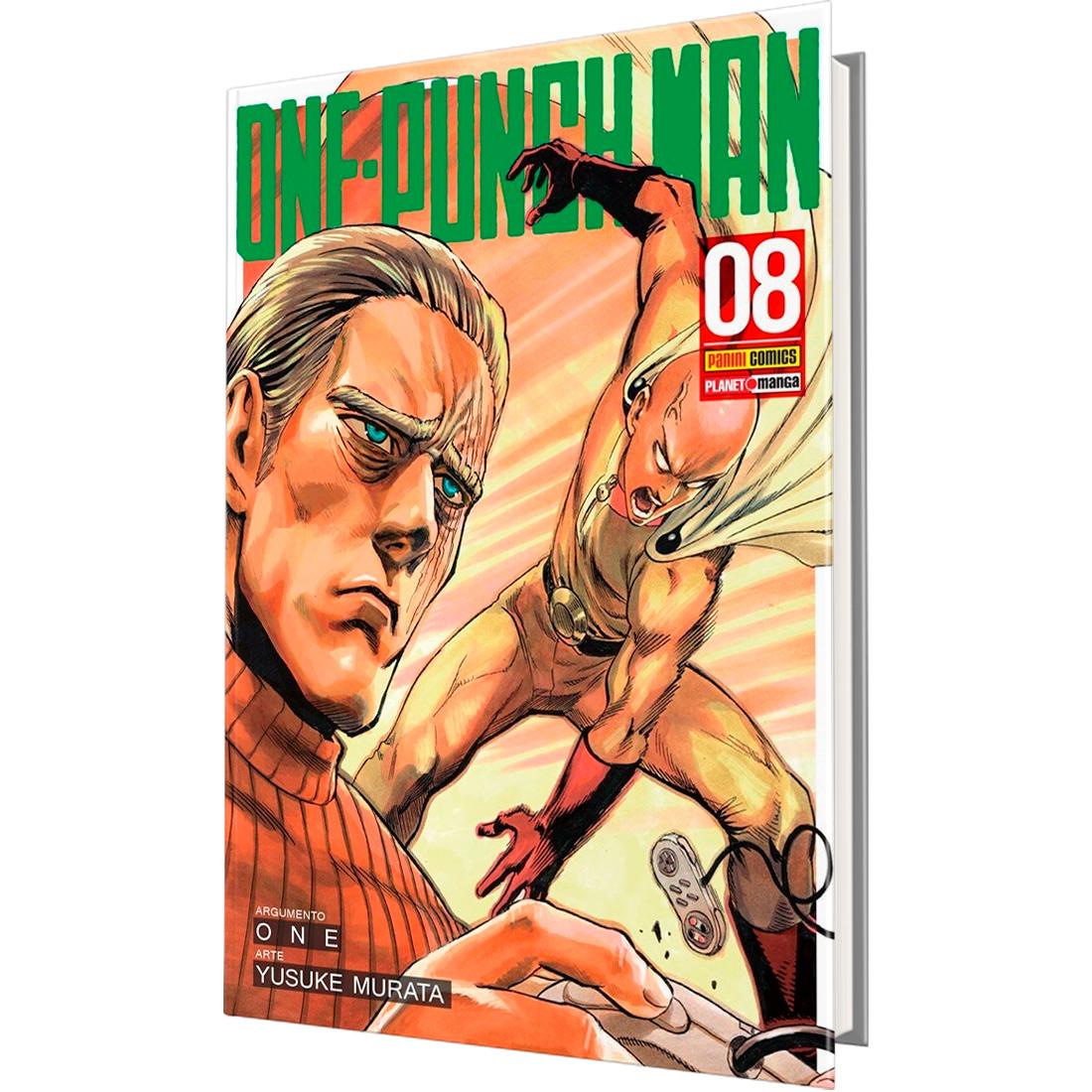 One Punch-Man Vol. 8