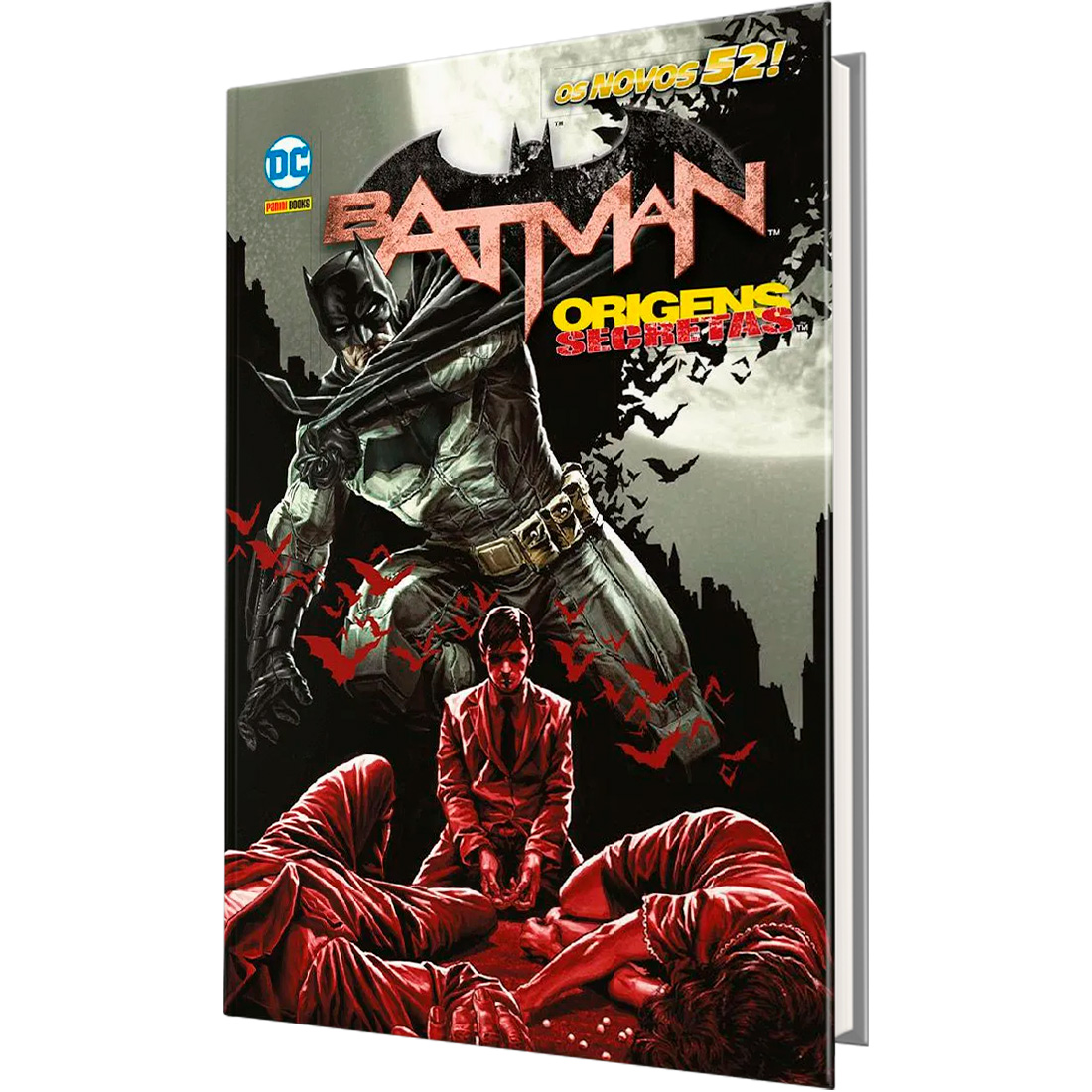 Os Novos 52 - Batman Origens Secretas