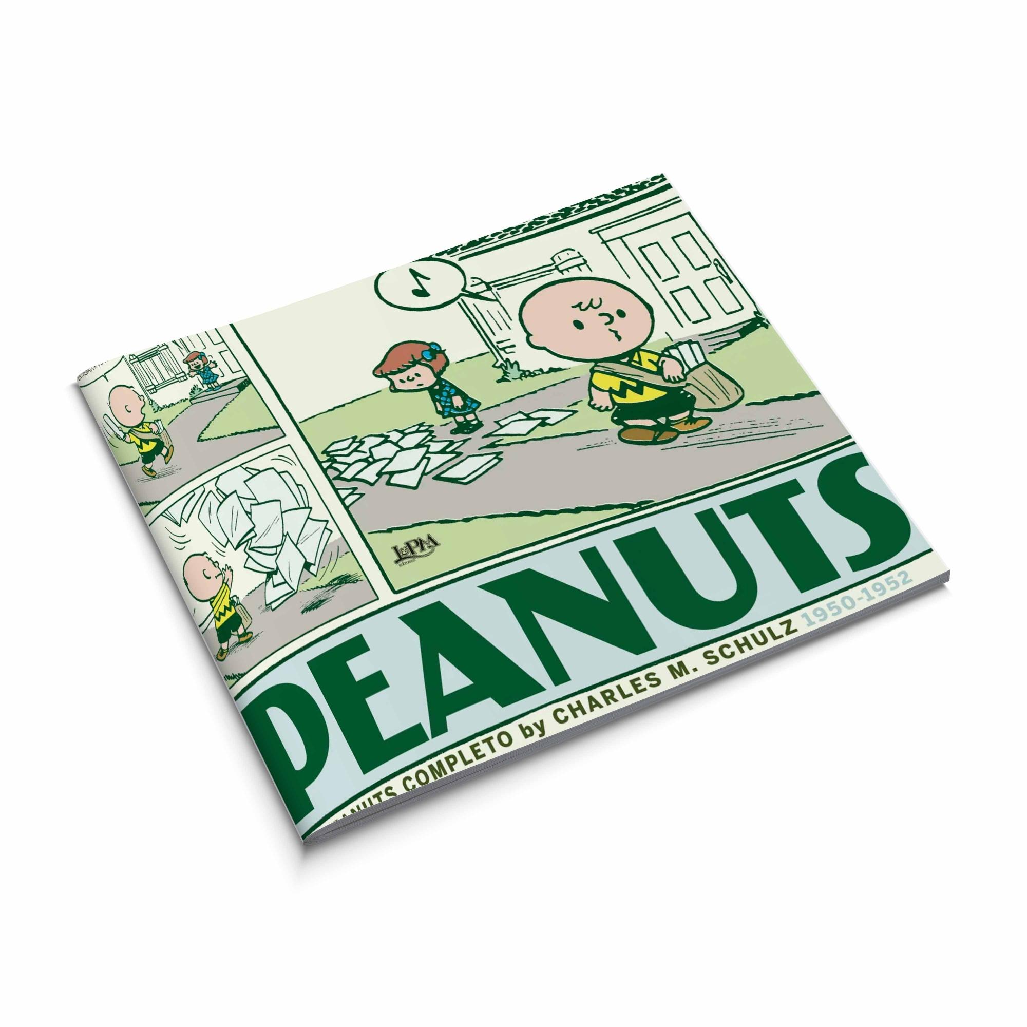 Peanuts Completo - 1950 a 1952 Vol. 1