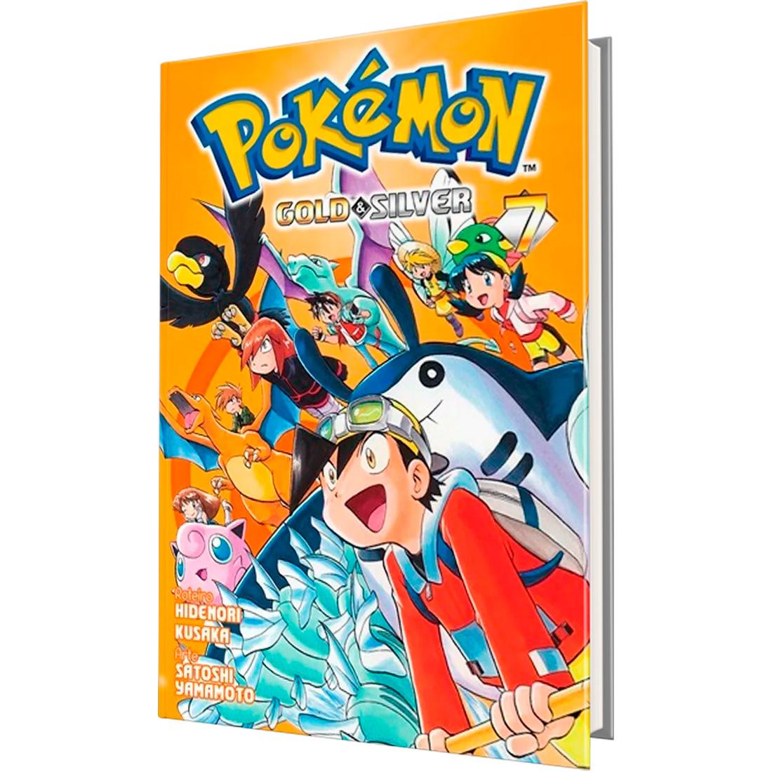 Pokémon Gold and Silver Vol. 7
