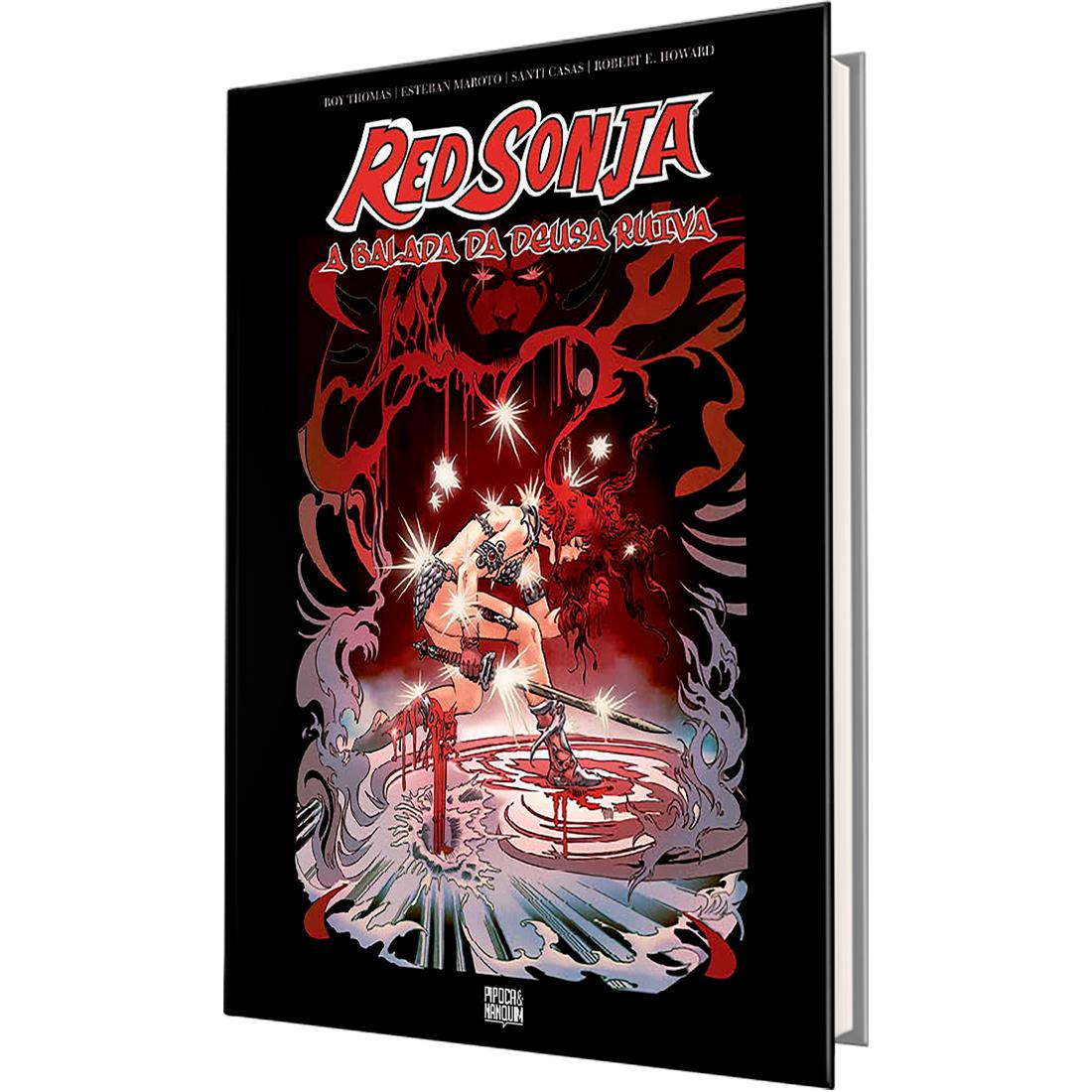 Red Sonja - A Balada da Deusa Ruiva
