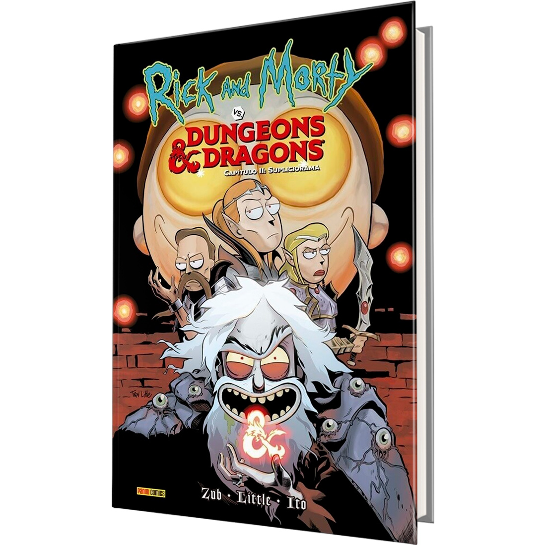 Rick and Morty vs Dungeon & Dragons Vol. 2