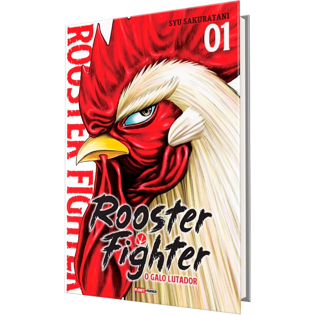 Rooster Fighter - O Galo Lutador Vol. 1