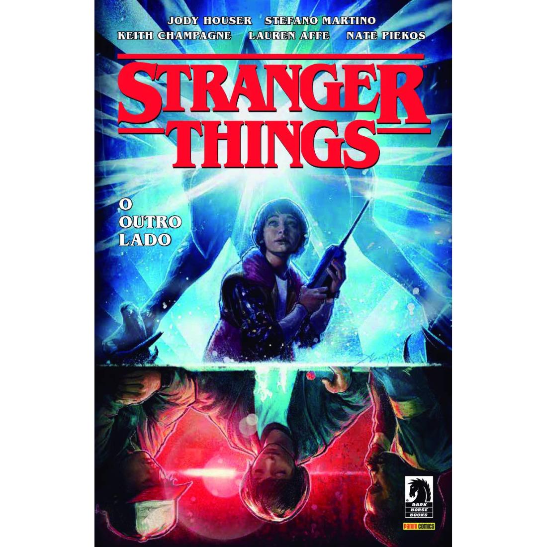 Stranger Things Vol. 1 - O Outro Lado