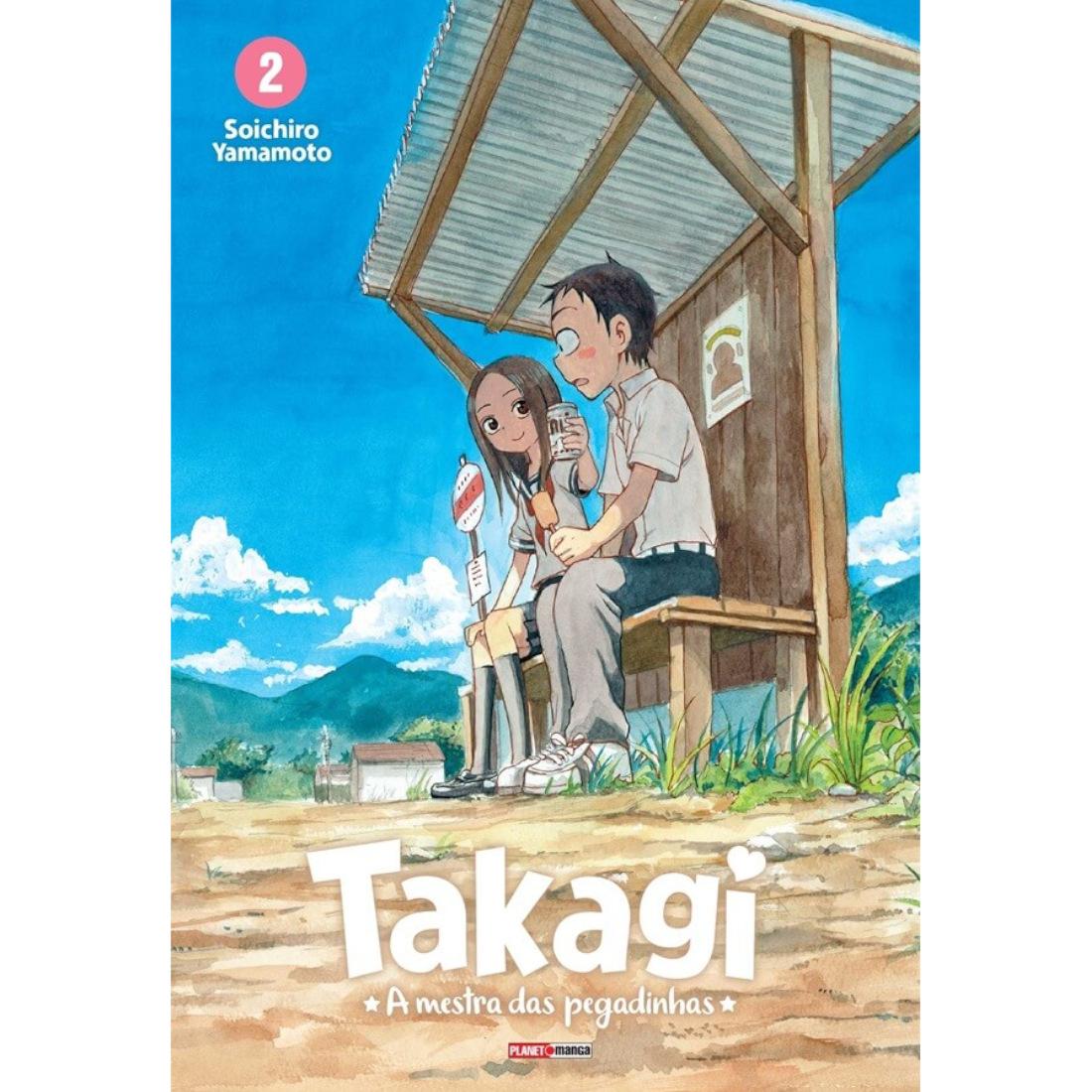 Takagi - A Mestra das Pegadinhas Vol. 2