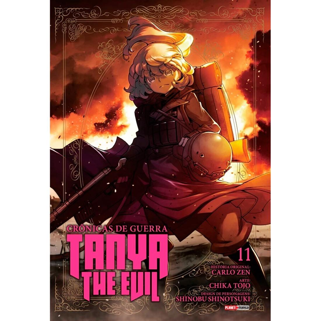 Tanya the Evil - Crônicas de Guerra Vol. 11