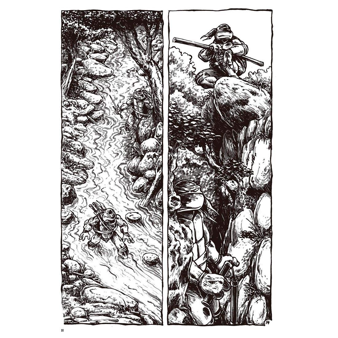 Tartarugas Ninjas - Coleção Clássica Vol. 3
