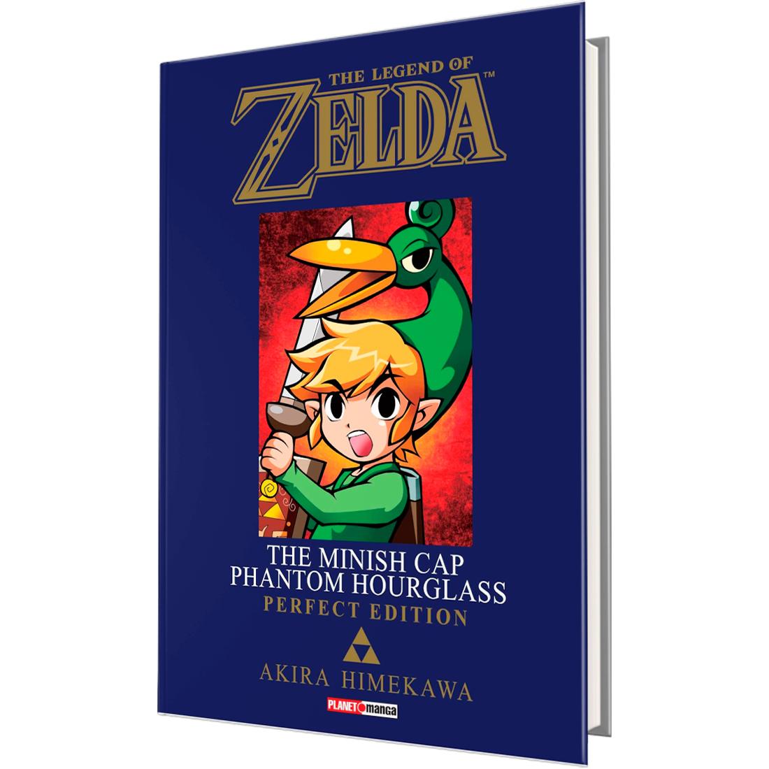 The Legend of Zelda - The Minish Cap Phantom Hourglass