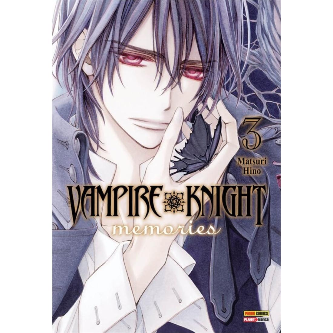 Vampire Knight Memories Vol. 3