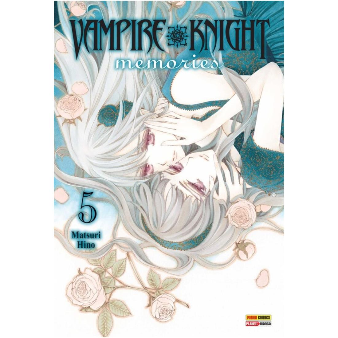 Vampire Knight Memories Vol. 5