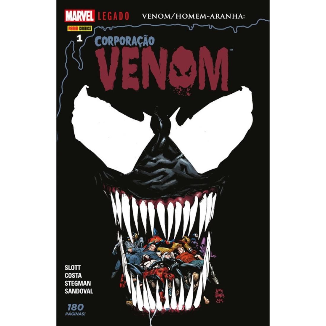 Venom/Homem-Aranha: Corporação Venom