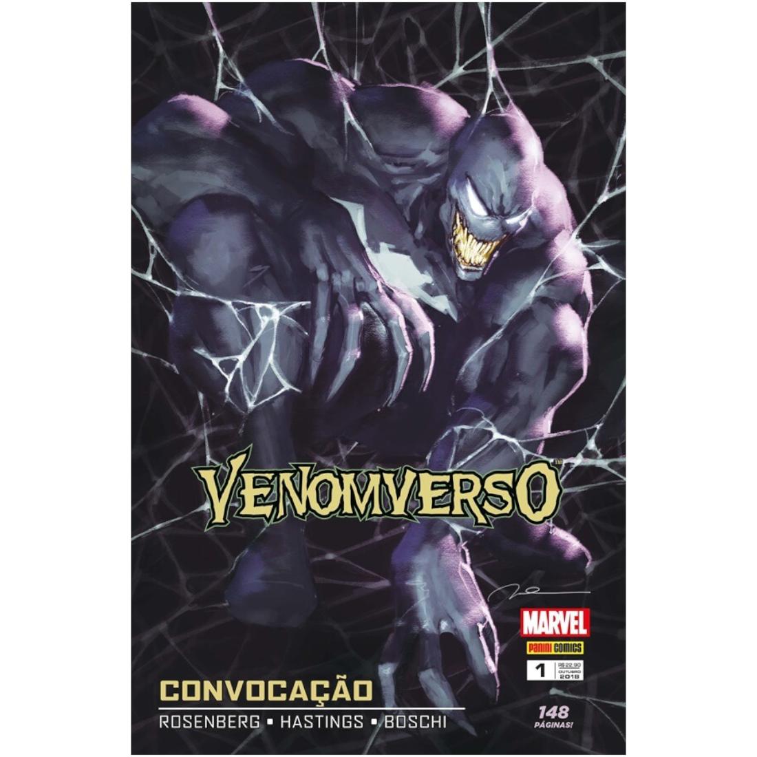 Venomverso Vol. 1 - Convocação