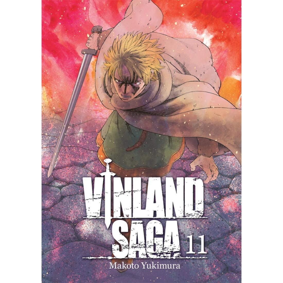 Vinland Saga Deluxe Vol. 11