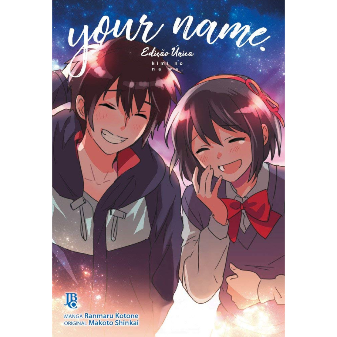 Your Name Edição Única