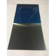 Chapa de Alumínio Liso esp. 0,50mm ( peça )