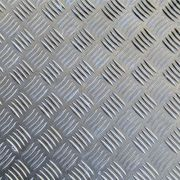 Chapa Xadrez de Alumínio esp. 1,2mm - 3,00 x 1,00m ( Peça)