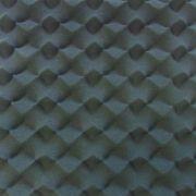 Espuma acustica perfilada Dunas esp. 50mm - Cor Natural (m2)