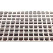 Forro Colmeia de Isopor 618 x 618 x 37mm c/ 26 pçs ( Caixa)